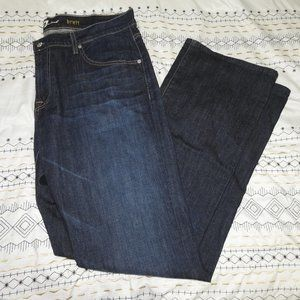 7 For All Mankind Brett Jeans Size 36
